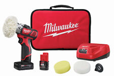 Milwaukee 2438-22X  M12 Variable Speed Polisher/Sander W/5 Piece Accessory Kit