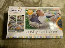 Summer Infant Cushy Cart Cover (Style: Clover)