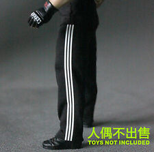 1:12th Wrestler Accessories Brock Lesnar Cloth Striped Pants Model for 6