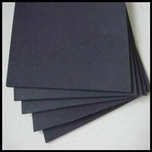 CLOSED CELL NEOPRENE FOAM 300MM X 214MM A4 CHOOSE THICKNESS CHOOSE BACKING | HYT