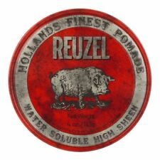 Reuzel Red Pomade 113g - Water Soluble High Sheen