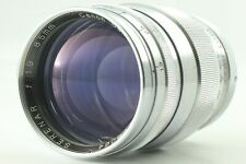 [Exc+5] Canon Serenar Lens 85mm f/1.9 Leica Screw Mount L39 from Japan #699
