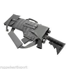 Urban Gray Vism Tactical Sig Colt  223 556 762 Rifle MOLLE Scabbard Gun Case