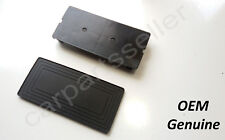 Audi TT TTS Center Console Cover Plate + Rubber Mat Plate 2006-2014 Genuine