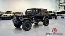 2006 Jeep Wrangler Unlimited Sport Utility 2-Door