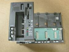 Modicon PC-0984-145 Compact 984 CPU w/ rack
