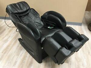 Osaki JP 4D Japan Premium Massage Chair 4D Recliner with Heat Stretch - Black