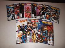 Justice League United #0, 1-9  (2014 Series) lot  DC New 52  America  Lot of 11