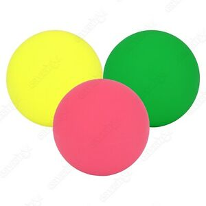 Glow in the Dark Pet Ball Great for Games Fetch Indoors & Outdoor Play, Exercise