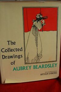 The Collected Drawings of Aubrey Beardsley 1967 Edition