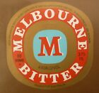 OLD AUSTRALIAN BEER LABEL, 1980s MELBOURNE BITTER CUB, 375 ML TYPE 8