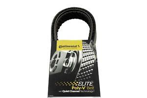 Serpentine Belt-Supercharged Continental Elite 4060650