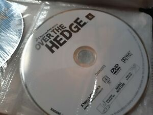 Over the Hedge (DVD) DISC ONLY PAL Region 4 Free Post