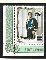 Penrhyn Island Stamp Scott #245, Mint Never Hinged