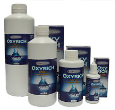 REACH FOR LIFE Oxyrich 500ml Oxy Rich Oxygen Donor supplement antimicrobial