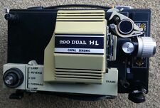 Vintage Copal Sekonic 290 Dual 8mm Projector Japan