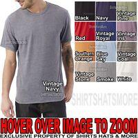 Alternative Apparel Mens Cotton/Poly T-Shirt Classic Fit XS, S, M, L, XL, 2X NEW