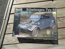 Revell 1:9 Kubelwagen Typ 82 Model Kit Open 03073