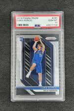 REPACK Hot Packs! NBA Cards 2018-19 Prizm Luka Doncic PSA 10 - Read Description!