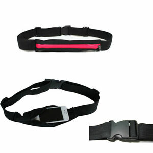 Unisex Running Cycling Belt Pocket Phone Pouch Waist Bag Outdoor Sports Pack