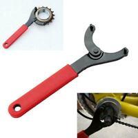 Bike Bottom Bracket Wrench Bicycle Repair Tool Crank Lock Ring Set R6O2