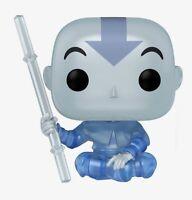 Funko Pop! Avatar The Last Airbender Aang Spirit Glow-in-Dark BoxLunch Confirmed