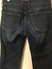 LUCKY BRAND Easy Rider Crop Stright Leg Women's Blue Jeans - Size 2/26 - 29WX25L