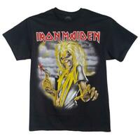 Iron Maiden Killers Licensed Classic Metal Men's T-Shirt