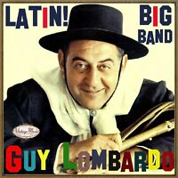 GUY LOMBARDO iLatina CD #281 / Green Eyes , Glow Worm , Besame Mucho , Frenesi