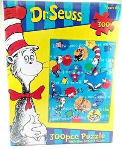Dr. Seuss 300 piece MJM Australia Jigsaw Puzzle 60.5 cm x 45.5cm New