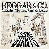 Beggar & Co feat the Jazz Funk Collective - Sleeping Giants (2012)  CD  NEW