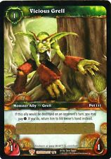 WOW Vicious Grell LOOT CARD UNSCRATCHED NEW - WORLD OF WARCRAFT