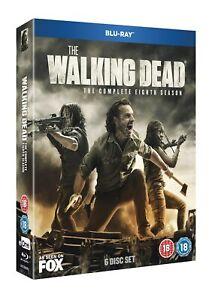 The Walking Dead: The Complete Eighth Season (Box Set) [Blu-ray]