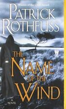 The Name of the Wind (Kingkiller Chronicle) by Patrick Rothfuss, (Mass Market Pa