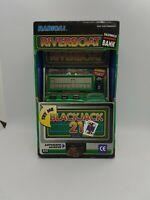 New Radica Riverboat Blackjack 21 Musical Savings Bank Slot Machine
