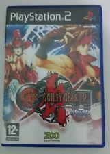 Guilty gear x 2 ps2 italiano come nuovo completo di manuale. Playstation 2