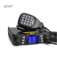QYT 980PLUS 75W VHF/UHF Dual Band Quad Standby Base Mobile Radio Amateur Transci