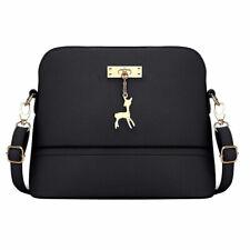 Ladies Cross Body Messenger Bag Women Shoulder Bags Tote Satchel Handbag Clutch