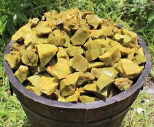 1/2 lb Bulk Wholesale Lot Natural Rough Green Opal (Raw Crystal Gem Stones 8 oz)