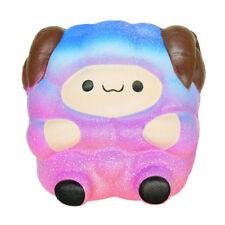 Jumbo Sheep Squishy Cute Galaxy Rainbow Alpaca Slow Rising Scented ReliefToys