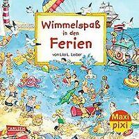 Wimmelspaß in den Ferien | Buch | Zustand gut