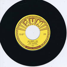 SLIM RHODES - DO WHAT I DO / TAKE & GIVE (Legendary SUN label ROCKABILLY BOPPER)