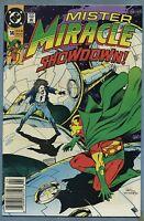 Mister Miracle #14 1990 Lobo DC Comics B
