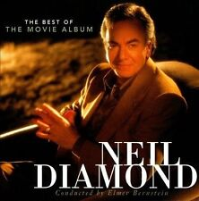 The Best Of The Movie Album 1999 by Neil Diamond - Disc Only No Case