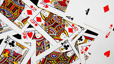 PROFESSIONAL PLAYING CARDS PLASTIC COATED FREE P+P FAST DISPATCH