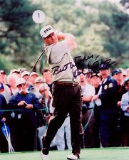Hal Sutton PGA Tour Golf SIGNED 8x10 Photo COA!