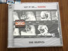 The beatles - Let it be ... naked - 2 CD 2003 SIGILLATO