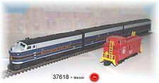 Märklin 37618 Dieselelektrische Lok EMD F7 mfx Sound Metall #NEU in OVP#