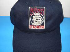 Sail Boston 2000 Tall Ships Logo Hat by Boston Globe (NWOT)