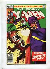 X-MEN #142 (7.0) MIND OUT OF TIME!